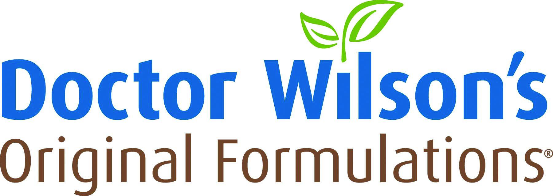 Doctor Wilson's Original Formulations logo